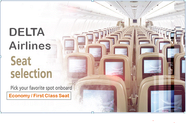Delta Airlines Seat Selection Cost