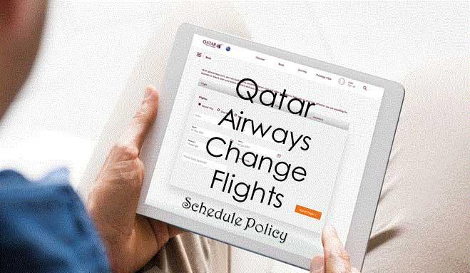 Qatar Airways Change Flight